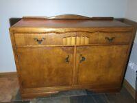 Charming retro sideboard / armoire