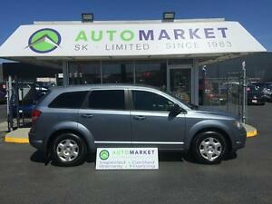 2010 Dodge Journey SE 7 SEATER! BLUETOOTH! WARRANTY!!