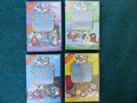 DVD set- The Country Mouse City Mouse Adventures
