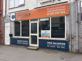 SUPERB OFFICE SPACE WITH DOUBLE FRONTAGE IN PARKGATE ,