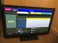 """Panasonic Viera Plasma Television 42"""""""