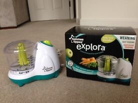 Tommee Tippee Blender For Sale