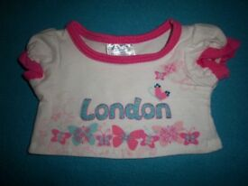 Build A Bear London T Shirt IP1