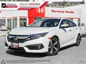 2017 Honda Civic Sedan 4dr CVT Touring