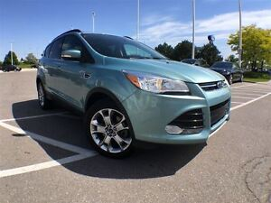2013 Ford Escape SEL,Leather,Roof,Nav