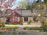 Room to Let in Country Cottage, 10 mins from Inverness/Dingwall