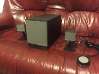 Bose Companion 3 sound system