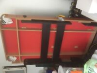 Snooker/pool table 6' x 3'