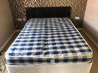 Double Bed With Two Draws (sensible offers)