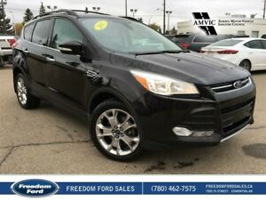 2013 Ford Escape Leather, Navigation, Sunroof