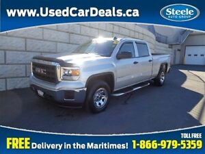 2015 GMC Sierra 1500 SL 5.3L 4X4 Crew Fully Equipped Cruise