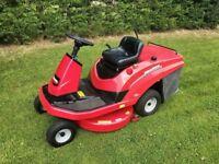 Snapper lt75 ride on lawnmower mower