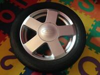 Ford Fiesta Alloy 195/50/R15