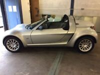 SMART ROADSTER FINAL EDITION MODEL WITH ELECTRIC ROOF , MUST BE SEEN