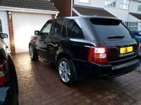 Range rover sport hse low miles low tax fsh !