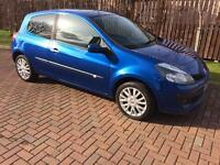 F/S/H+1 YEAR MOT+CLIO 1.4 DYNAMIQUE S 3 DOOR