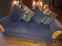 2x 2 seater sofa for sale