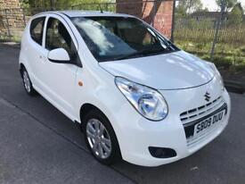 Excellent 2009 09 Suzuki Alto 1.0 SZ4 5Dr **2 Owners+Only 67k+Full History+Only £20 Tax**