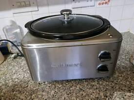 Crock-pot cuisinart
