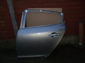 Renault Megane MK3 n/s rear door