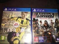 Ps4 games BRAND NEW!!!