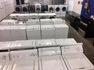 JANUARY BLOW OUT !!! TOP LOAD WASHERS FULL 1 YEAR WARRANTY!!!
