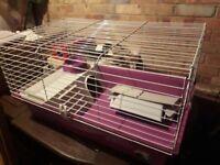 Guinea pig cage- new