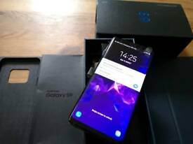 Samsung S9 64gb, Coral Blue, Unlocked
