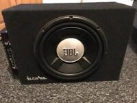 JBL Sub & BassFace Amp