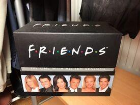 Brand new friends boxset DVD