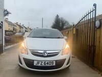 2012 Vauxhall corsa 1.0 petrol , £20 road road tax