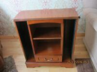 Beautiful Solid Wood Storage Unit - Excellent Condition