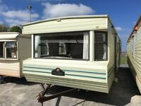 2 bedroom Willerby Westmorland 35x10x2 static caravan mobile home accommodation delivery available