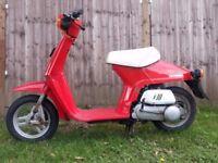 RETRO Honda Melody 50cc - barnfind moped