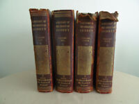 Perfect for a keen local historian. Victoria History of Surrey in 4 volumes. Worn but fascinating
