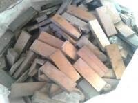 Pine wood blocks