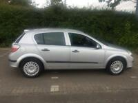 Vauxhall Astra 1.4 full year mot low miles full service history