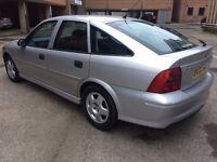 Vauxhall Vectra 1.8 i 16v Club 5dr**1 YEAR MOT**FULL SERVICE!! CAMBELT!!