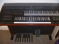 YAMAHA ELECTONE MR700 ELECTRIC ORGAN