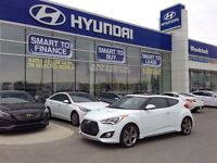 2014 Hyundai Veloster TURBO, AUTO PANO ROOF NAVI, SAVE BIG ON TH