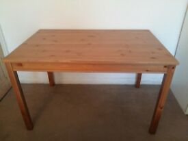 IKEA Jokkmokk kitchen table for sale -£5 and available for collection. Excellent condition