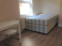 005W-HAMMERSMITH- MODERN DOUBLE STUDIO FLAT, FURNISHED, BILLS INCLUDED EXCEPT ELECTRICITY- £230 WEEK