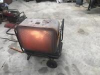 Wanted old space heaters infrasun parts bits