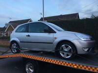 FORD FIESTA MK6 2002-2008 BREAKING FOR SPARES