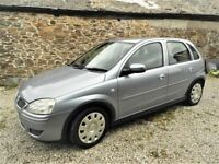 Corsa C 1.2i 16v 2004 5dr (Air/Con) Low Mileage Lovely Condition