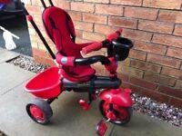 Kids Smartrike trike - good condition
