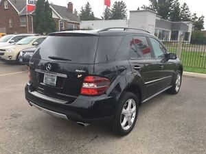 2008 Mercedes-Benz M-Class 3.5L, Loaded, Leather Roof and More ! London Ontario image 5