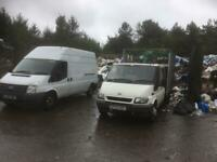 Rubbish uplifts and Recycling fife