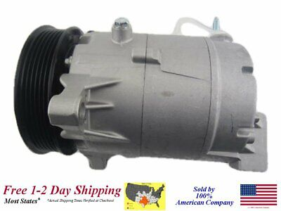 New A/C AC Compressor For 2006-2009 Impala (5.3L only)