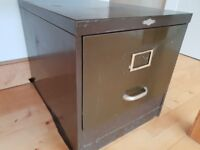 FREE Strong Metal Filling Cabinet